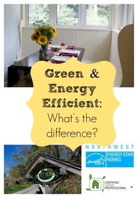 Green and Energy Efficient